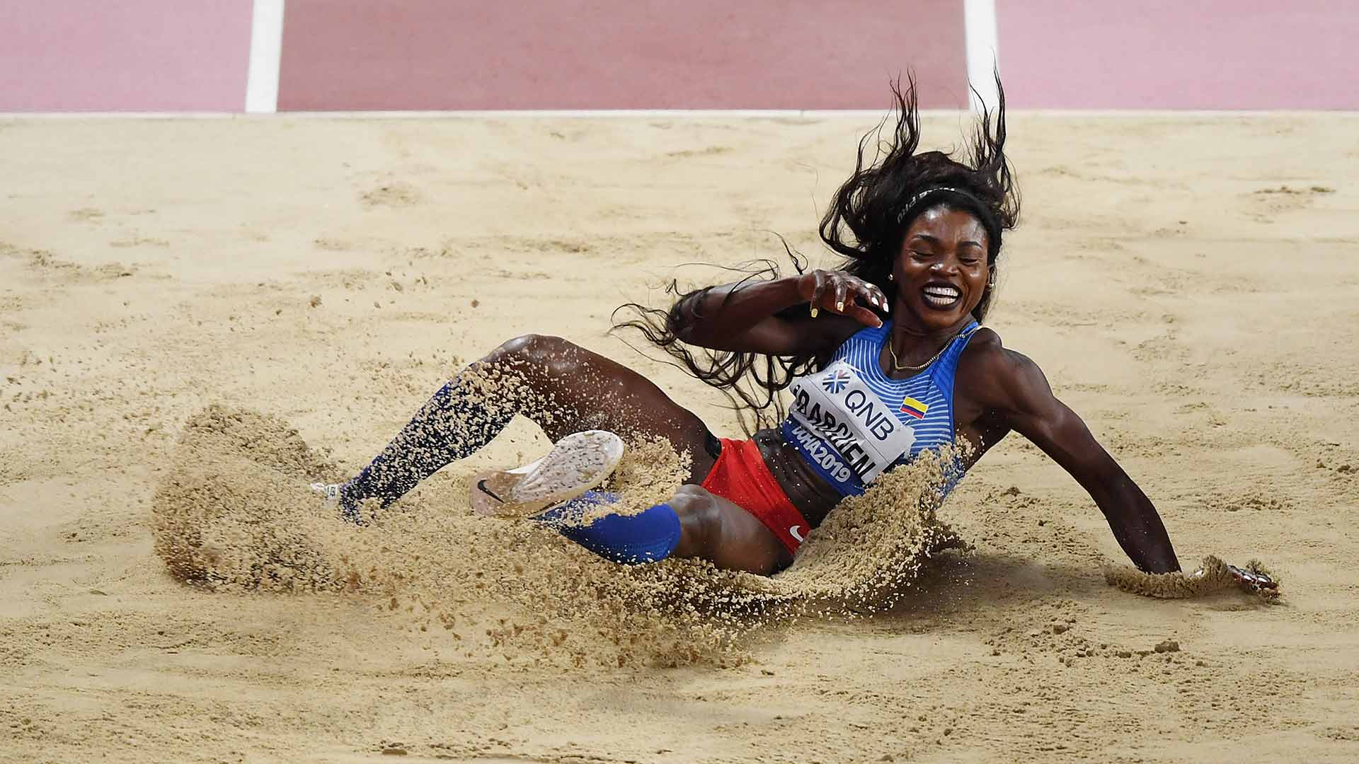 World Athletics long jump