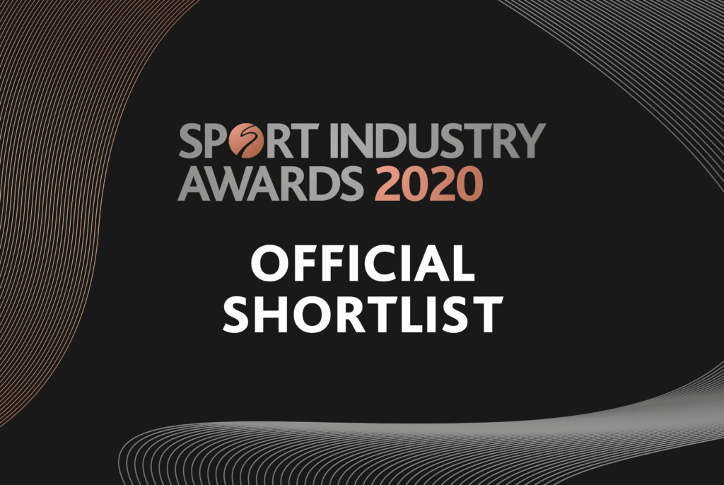 Fifty Digital shortlisted for Sport Industry Awards 2020 Official