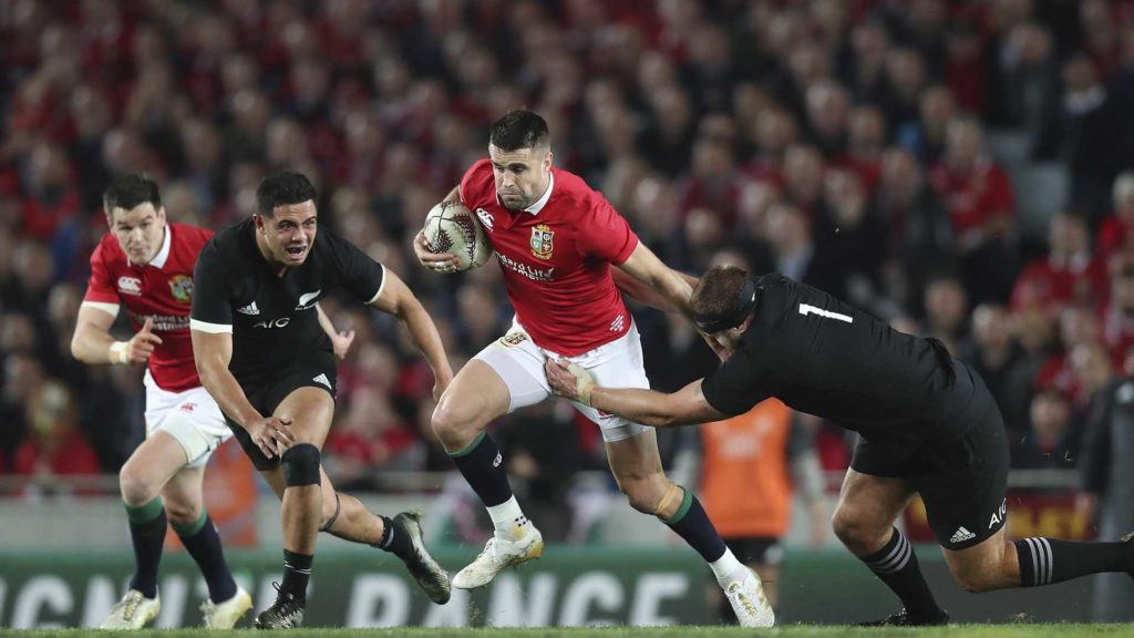 Lions Tour in New Zealand 2017