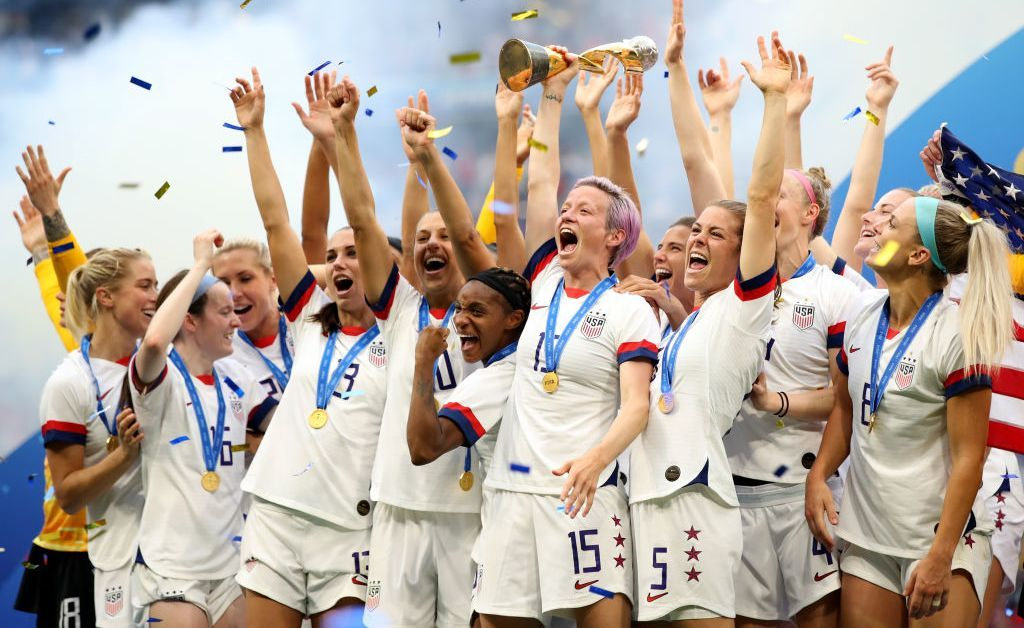 USA 2019 FIFA Women's World Cup France