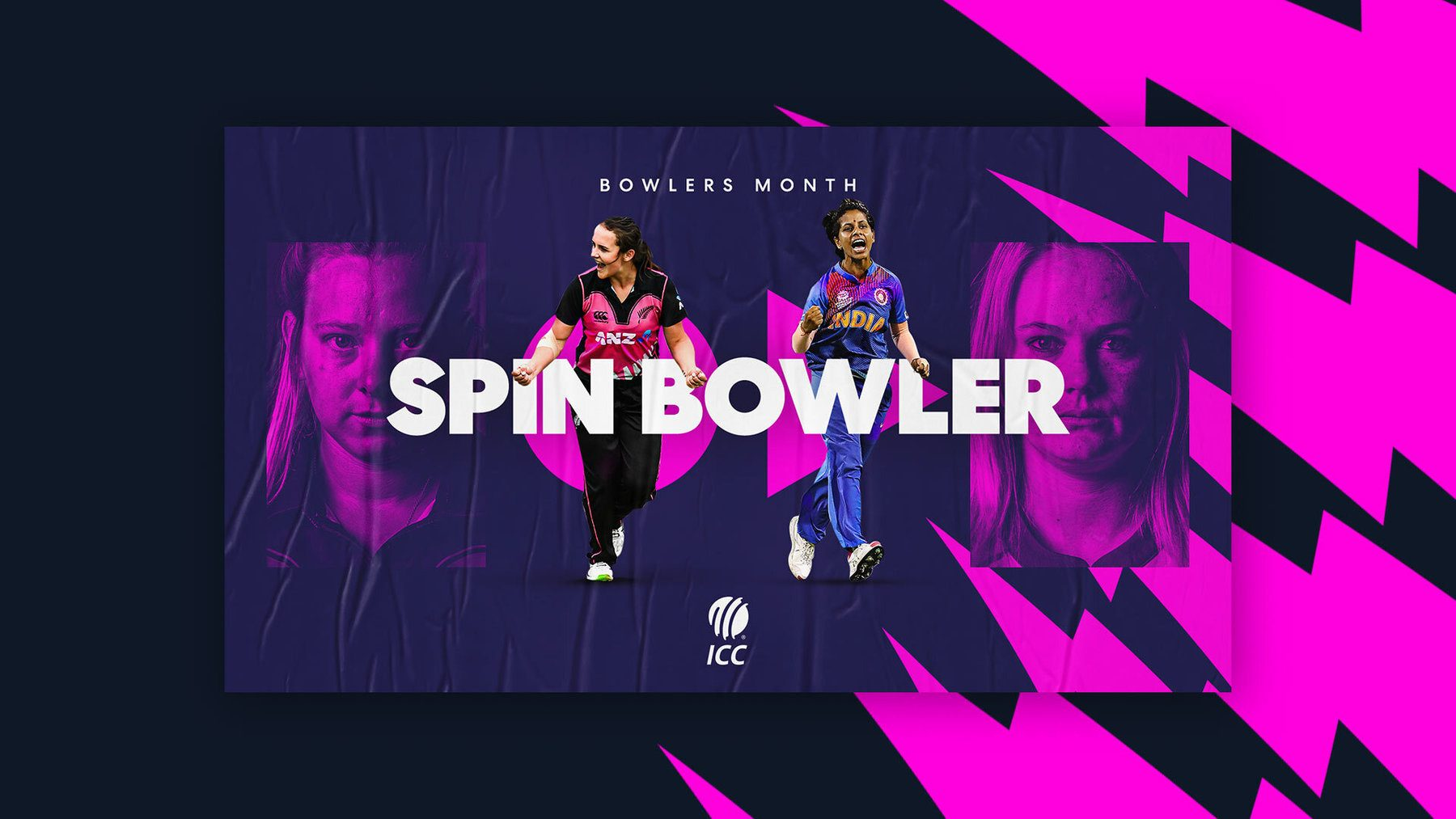 ICC Bowler Story